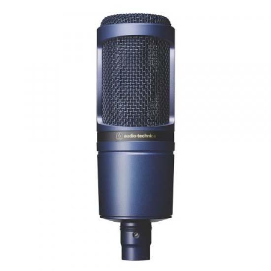 Jual Audio-Technica AT2020TYO Condenser Microphone Harga Terbaik dan Spesifikasi