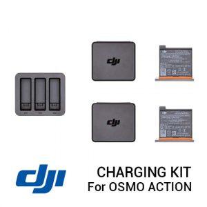 Jual DJI Osmo Action Charging Kit Harga Terbaik dan Spesifikasi