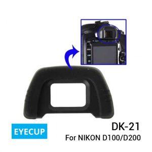 Jual Eyecup DK-21 Rubber for Nikon D100 D200 Harga Murah dan Spesifikasi