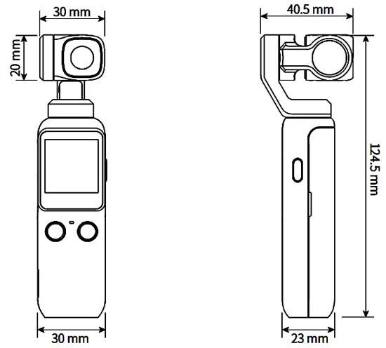Jual Feiyu Pocket Harga Murah Terbaik dan Spesifikasi
