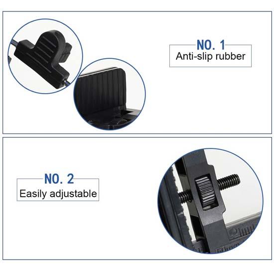 Jual Phone Holder U-Clip with Screw Harga Murah dan Spesifikasi