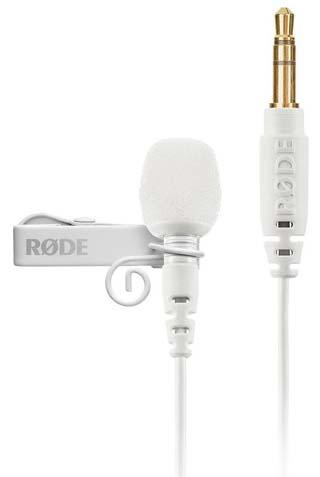 Jual Rode Lavalier GO White Edition Harga Terbaik dan Spesifikasi