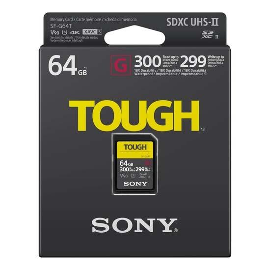 Jual Sony 64GB SF-G64T Tough Series UHS-II SDXC Harga Terbaik dan Spesifikasi