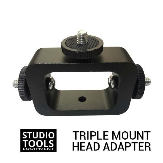 Jual Triple Head Adapter Harga Murah Terbaik dan Spesifikasi
