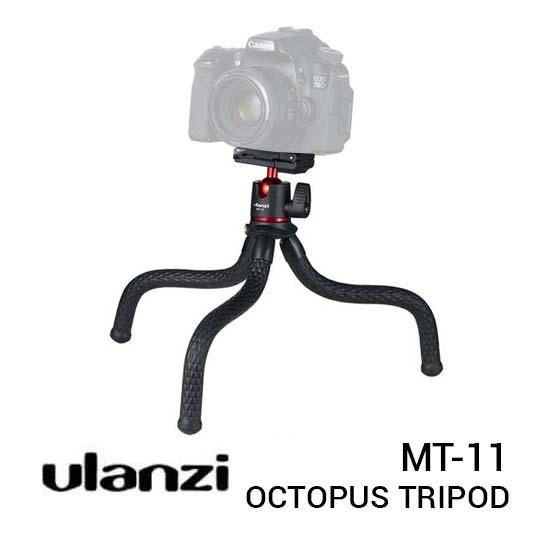 Ulanzi MT-11 Multifunctional Octopus Tripod