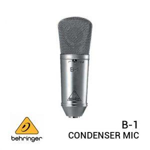 Jual Behringer B-1 Studio Condenser MicrophoneHarga Terbaik dan Spesifikasi