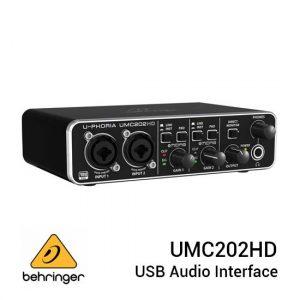 Jual Behringer U-Phoria UMC202HD USB Audio Interface Harga Terbaik dan Spesifikasi