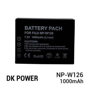 Jual DK Power Battery NP-W126 1000mAh Harga Murah dan Spesifikasi
