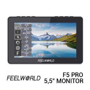 Jual Feelworld F5 Pro Harga Murah Terbaik dan Spesifikasi