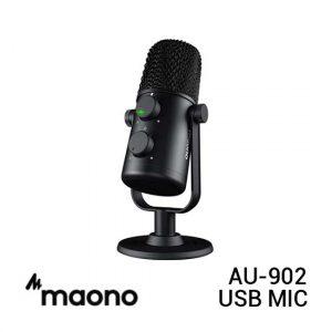 Jual Maono AU-902 USB Standing Gaming Microphone Harga Murah dan Spesifikasi
