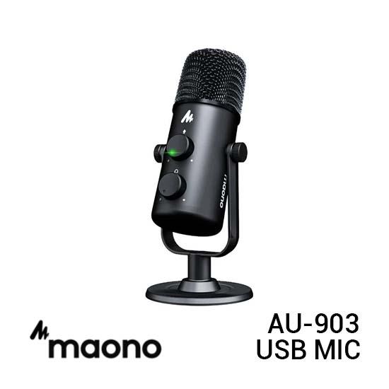 Jual Maono AU-903 USB Microphone Harga Murah dan Spesifikasi