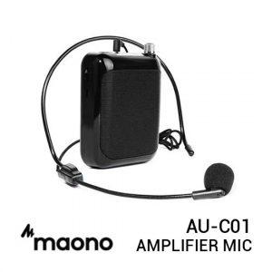 Jual Maono AU-C01 Portable Voice Amplifier Harga Murah dan Spesifikasi