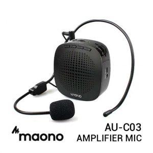 Jual Maono AU-C03 Amplifier Microphone Harga Murah dan Spesifikasi