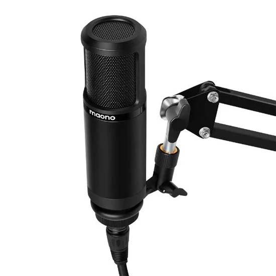Jual Maono AU-PM320 Studio Microphone Harga Murah dan Spesifikasi