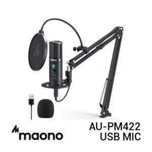 Jual Maono AU-PM422 USB Microphone Harga Murah Terbaik dan Spesifikasi