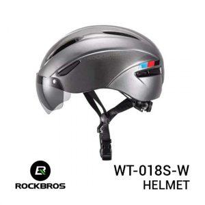 Jual Rockbros WT-018S-W Helmet Titanium Harga Murah dan Spesifikasi