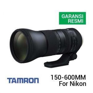 Jual Tamron SP 150-600mm F5-6.3 Di VC USD G2 For Nikon Harga Terbaik dan Spesifikasi