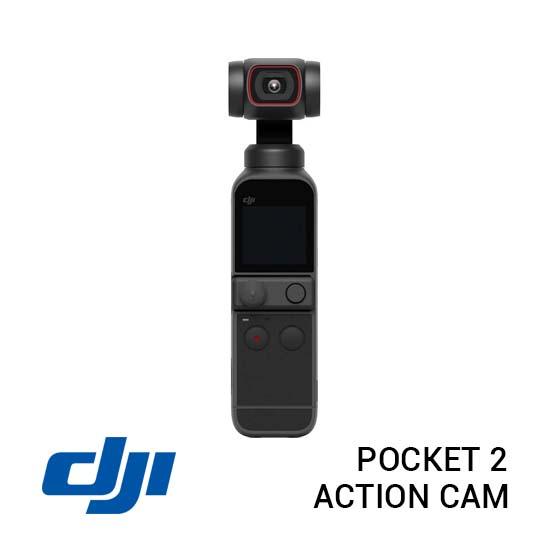 Jual DJI Pocket 2 Gimbal Harga Terbaik dan Spesifikasi
