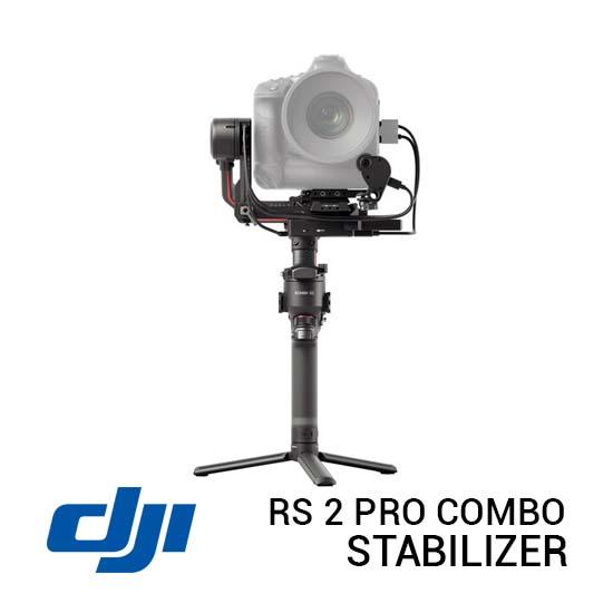Jual DJI RS 2 Pro Combo Stabilizer Harga Terbaik dan Spesifikasi