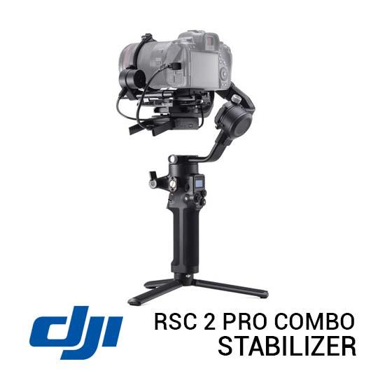 Jual DJI RSC 2 Pro Combo Gimbal Stabilizer Harga Terbaik dan Spesifikasi