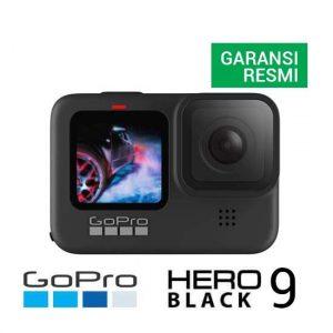 Jual GoPro HERO9 Black Garansi Resmi Harga Murah dan Spesifikasi