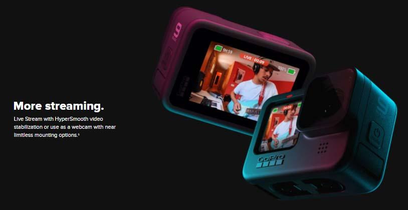 Jual GoPro HERO9 Black Harga Murah Terbaik dan Spesifikasi