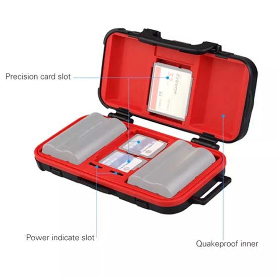 Jual Lensgo D850 Luggage Battery Case Harga Murah dan Spesifikasi