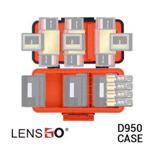 Jual Lensgo D950 Memory Card & Battery Case Harga Murah dan Spesifikasi