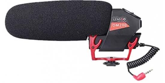 Jual Lensgo LYM-DM200 Stereo Microphone Harga Murah dan Spesifikasi