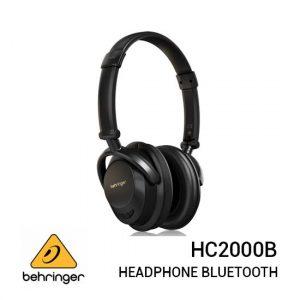 Jual Behringer HC2000B Headphone Wireless Bluetooth Harga Murah dan Spesifikasi