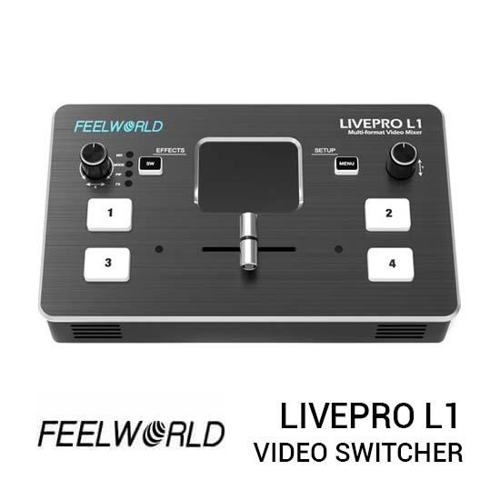 Jual Feelworld LIVEPRO L1 Harga Murah Terbaik dan Spesifikasi