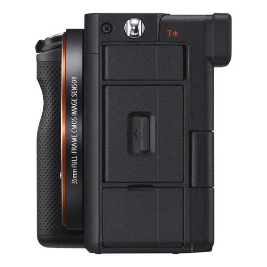 Jual Sony A7C Kit 28-60mm Black Harga Murah Terbaik dan Spesifikasi