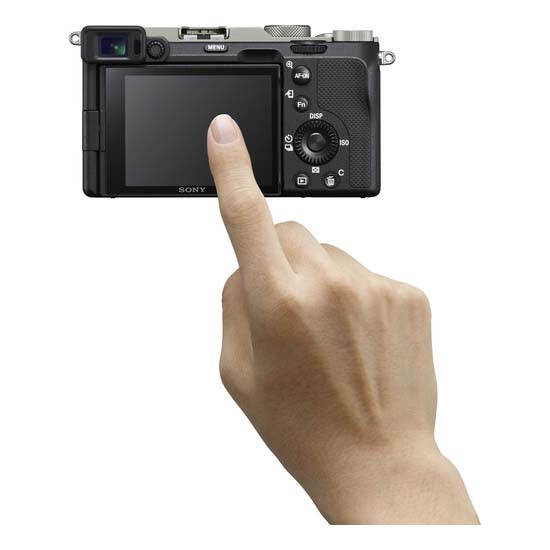 Jual Sony A7C Kit 28-60mm Silver Harga Murah Terbaik dan Spesifikasi