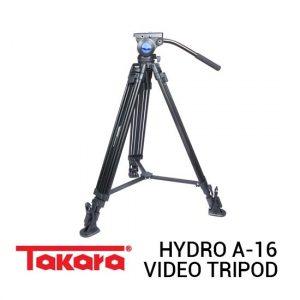 Jual Takara Hydro A-16 Video Tripod Harga Murah dan Spesifikasi