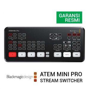 Jual Blackmagic Design ATEM Mini Pro Harga Terbaik dan Spesifikasi
