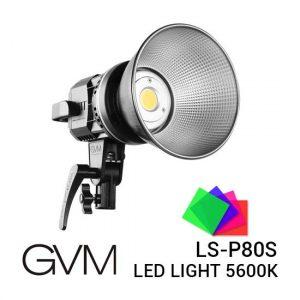 Jual GVM LS-P80S LED Light 5600K Harga Murah Terbaik dan Spesifikasi