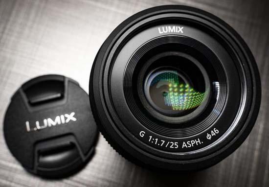 Jual Panasonic Lumix G 25mm f1.7 ASPH Harga Murah dan Spesifikasi