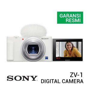 Jual Sony ZV-1 Digital Camera White Harga Murah Terbaik dan Spesifikasi