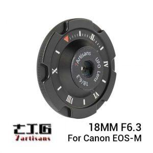 Jual 7Artisans 18mm f6.3 for Canon EOS-M Black Harga Terbaik dan Spesifikasi