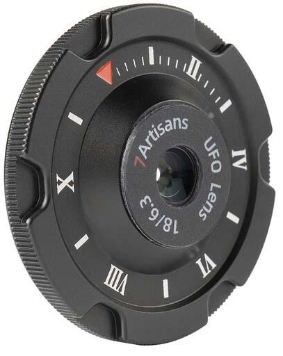 Jual 7Artisans 18mm f6.3 for Fuji-X Black Harga Terbaik dan Spesifikasi