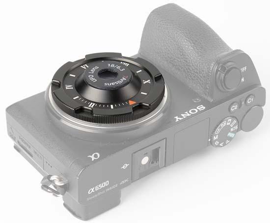 Jual 7Artisans 18mm f6.3 for Sony E-Mount Black Harga Terbaik dan Spesifikasi