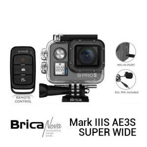 Jual Brica B-PRO5 Alpha Edition Mark IIIS AE3S Super Wide Dark Grey Harga Murah dan Spesifikasi