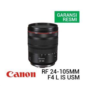 Jual Canon RF 24-105mm f4 L IS USM Harga Terbaik dan Spesifikasi