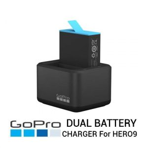 Jual GoPro Dual Battery Charger for Hero9 Black Harga Murah dan Spesifikasi