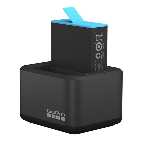 Jual GoPro Dual Battery Charger for Hero9 Black Harga Murah dan Spesifikasi