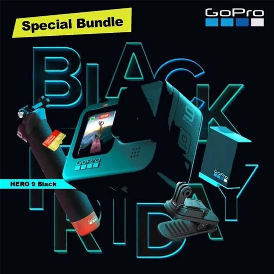 Jual Gopro Hero9 Black Bundle Garansi Distributor Harga Murah dan Spesifikasi