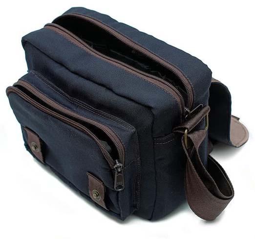 Jual HONX HNX 008 Mini Sling Bag Navy Harga Murah dan Spesifikasi