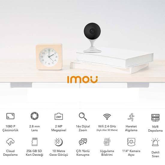Jual Imou Cue 2 IPC-C22EP Security Camera Harga Murah dan Spesifikasi