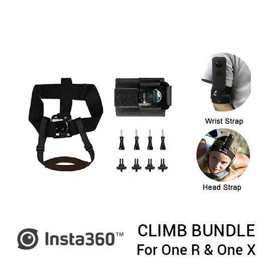 Jual Insta360 Climb Bundle for One R & One X Harga Murah dan Spesifikasi