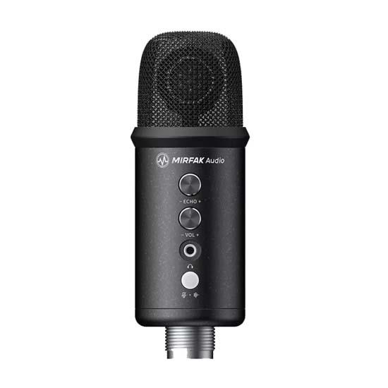 Jual Mirfak TU1 USB Desktop Microphone Harga Murah dan Spesifikasi